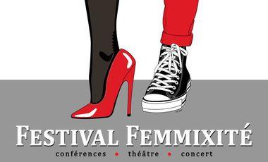 Visueel van project Festival FEMMIXITE