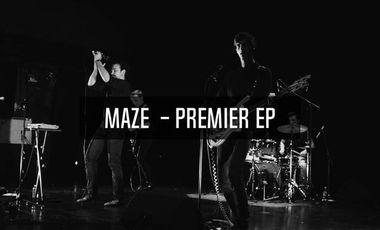 Visueel van project MAZE - PREMIER EP