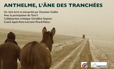 Visuel du projet Anthelme l'âne des tranchées