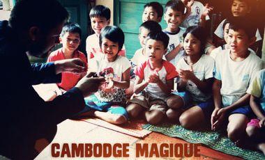 Visuel du projet Cambodge magique