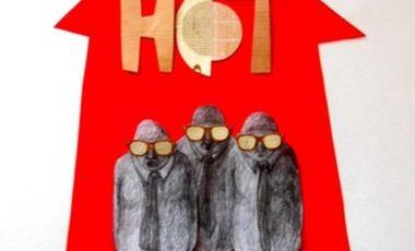 Visueel van project Hot House d'Harold Pinter au Lucernaire