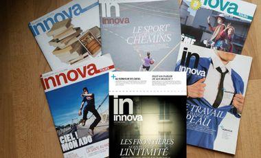 Visueel van project Innova 2017 : Innova s'invite dans votre intimité !