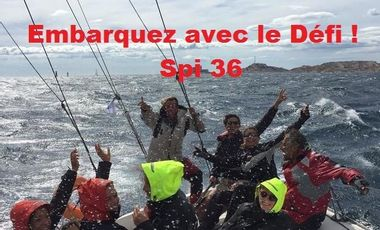 Visuel du projet Participez à la Spi Dauphine avec le Défi Assas