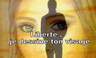 Visuel du projet Liberté, je dessine ton visage