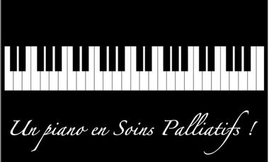 Project visual Un piano en Soins Palliatifs!