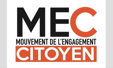 Project visual Mouvement de l'engagement citoyen