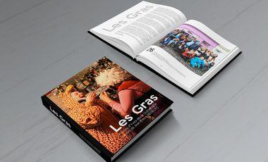 Project visual Les Gras - un livre photo