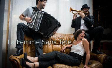 Project visual La Femme Sans Tête