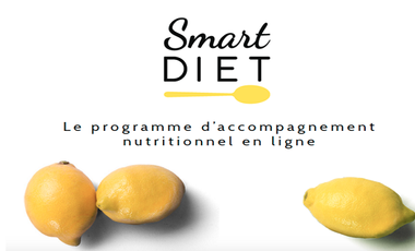 Project visual SmartDiet
