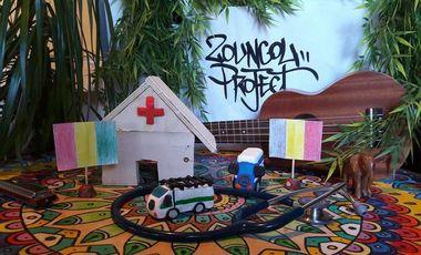 Visueel van project Zoungou Project