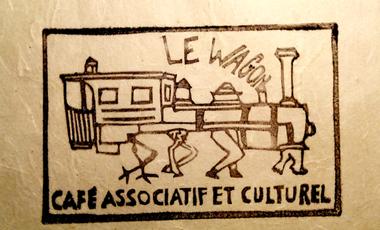 Visuel du projet Le Wagon, café associatif et culturel