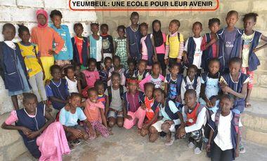 Visueel van project Yeumbeul: une école pour leur avenir