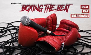 Visueel van project Boxing The Beat