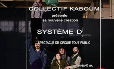 Visueel van project Collectif Kaboum