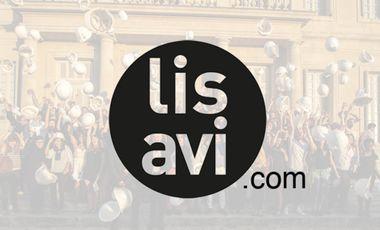 Visueel van project lis-avi.com