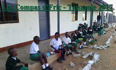Visuel du projet Les Compas d'Fric - Tanzanie 2017