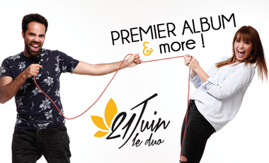 Project visual 21Juin le Duo // 1er album & more