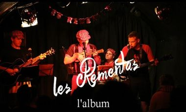 Visueel van project Lou pitchoun nissart - Premier album des Rementas