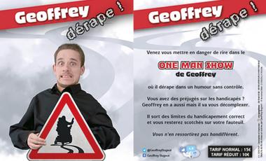 Project visual Geoffrey dérape !