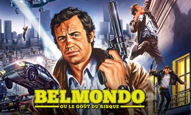 Project visual Documentaire Belmondo ou le goût du risque