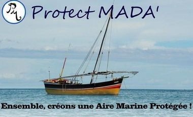 Visueel van project Protect MADA'