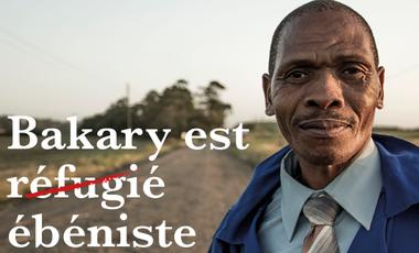 Visueel van project Les artisans réfugiés - La fabrique NOMADE