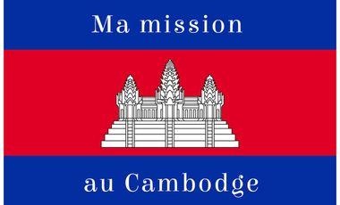 Visueel van project Ma Mission au Cambodge