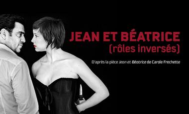 Visuel du projet JEAN ET BEATRICE : attraction, émotion, séduction