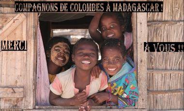 Visuel du projet Les Compagnons de Colombes à Madagascar
