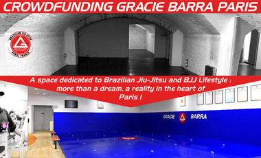 Visueel van project La Gracie Barra Paris