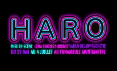 Visueel van project HARO - Aide au démarrage !
