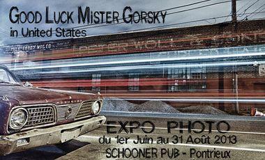 Visueel van project Good Luck Mister Gorsky in United States