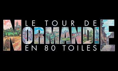 Visuel du projet Le Tour de Normandie en 80 Toiles