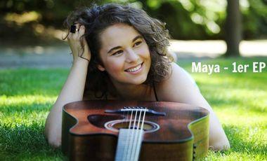 Visuel du projet Maya - 1er EP