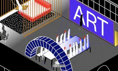 Visueel van project House of Aaart