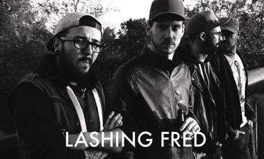 Visueel van project Lashing Fred - 1er album - pressage vinyle