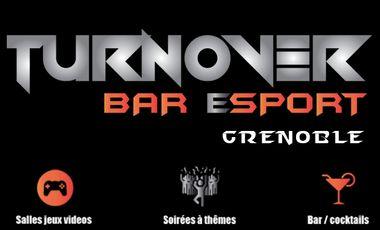 Visueel van project Ouverture du Turnover, bar eSport à Grenoble