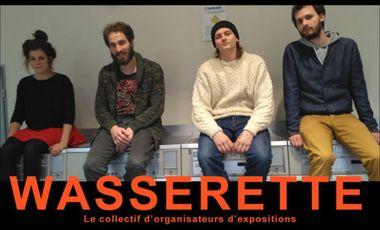 Visueel van project Wasserette / expositions alternatives
