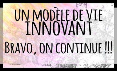 Visueel van project Un modèle de vie innovant !