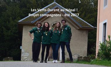 Visuel du projet Projet Compagnon au Népal