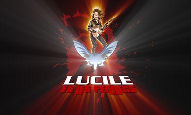 Visueel van project Lucile et les Fennecs