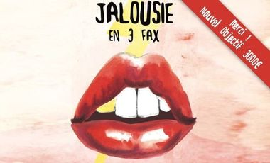 Project visual JALOUSIE EN TROIS FAX
