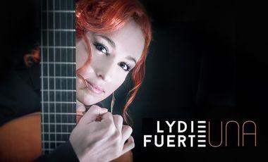 """Visueel van project Album Lydie Fuerte """"Carillón del viento"""""""