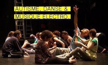 Project visual Autisme, Danse et Musique électro, …