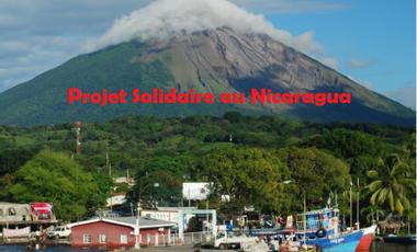 Project visual Réhabilitation d'un centre d'Education Populaire au Nicaragua