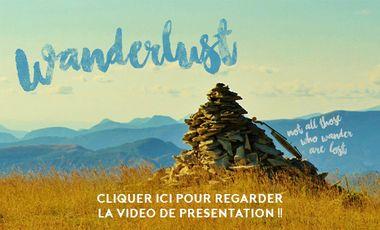 Visueel van project Wanderlust - 14 musiciens, 1 album