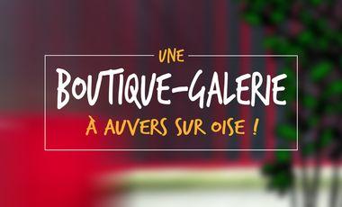 Visueel van project Instant d'Art : une boutique d'Art et d'Artisanat à Auvers sur Oise !