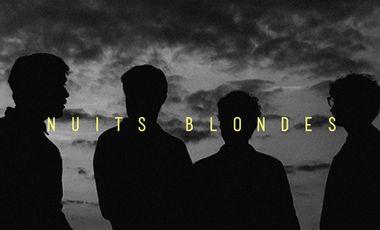 Project visual NUITS BLONDES / Sortie de l'EP 6 Titres