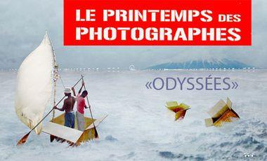 Project visual Le Printemps des Photographes