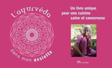 Visueel van project L'ayurvéda dans mon assiette